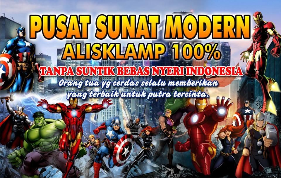 pusat khitan Indonesia Tanpa suntik 1