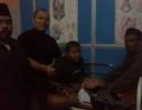 alis Khitan autis ananda dgn obesitas 100 kg
