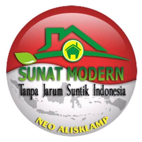 Khitan Tanpa Jarum Suntik Indonesia-logo sunat alisklaim