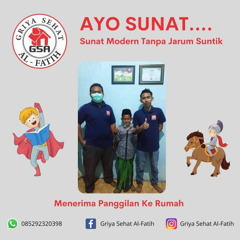 Griya Sunat Al Fatih Pati Jawa Tengah
