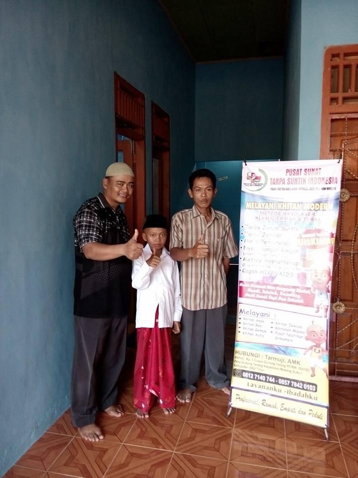 Saatnya Khitan Tanpa Suntik, Tanpa Jahit - Sumatra Selatan