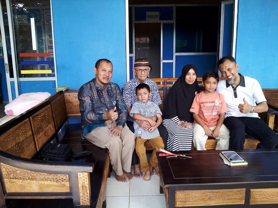 Khitan Lombok Putr Kepala BPS