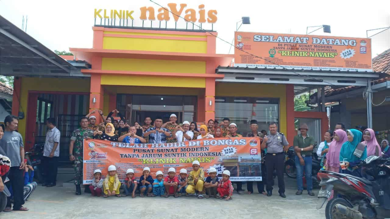 Layanan Superring Sunat Tanpa Jarum Suntik Indramayu Jawa Barat