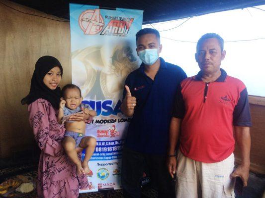 Kini Hadir Sunat Modern Arby Lombok
